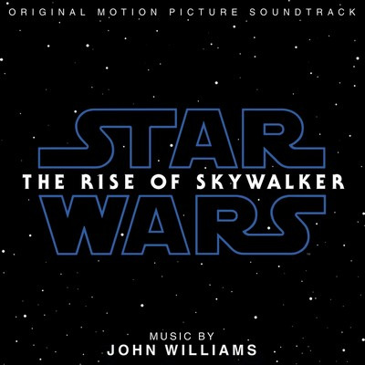 STAR WARS: THE RISE OF SKYWALKER Promo CD