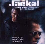 The Jackal Complete Score
