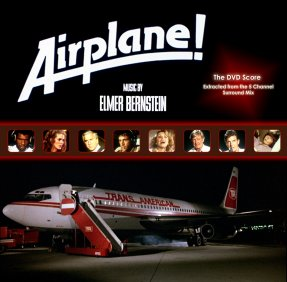 Airplane Special Offer CD Complete Score