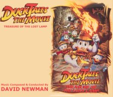 Duck Tales Expanded Score