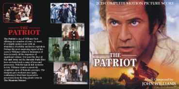 The Patriot Complete Score Special Offer